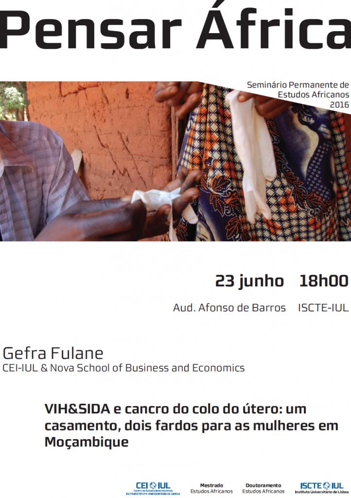 Pensar Africa - Gefra Fulane